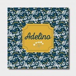 Faire-part de naissance Adelino