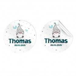 Sticker lutin Thomas