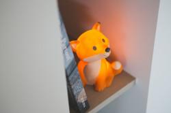 Veilleuse led renard de bb collections