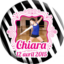 Badge « Chiara »