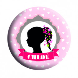 Badge « Chloé »