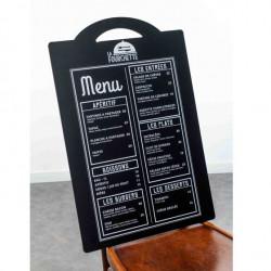 Tableau pour présenter vos menus, cartes..