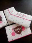 Chocolats/Bonbons personnalisés