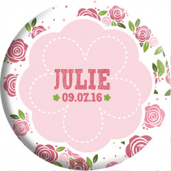 Badge Julie