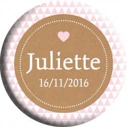 Badge Juliette