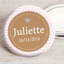 Badge Juliette