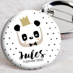 Badge panda