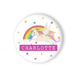 Badge Petite Licorne
