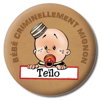 Badge Teïlo