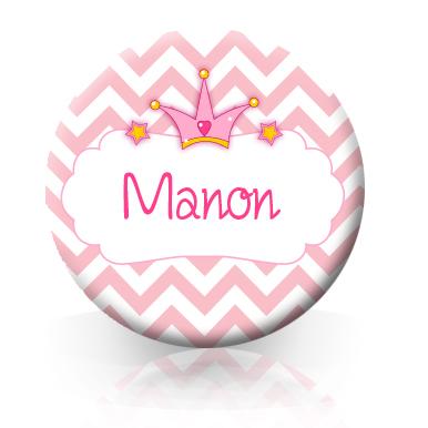 Badge Petite Princesse